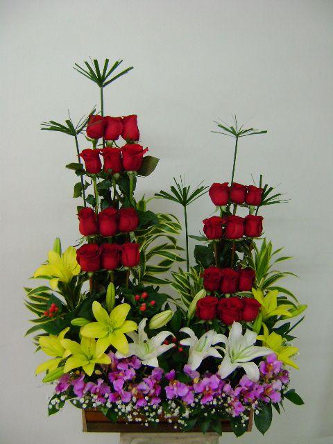 Flores Domicilio Bogota Colors Flowers